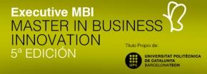 máster executive MBI en la UPC
