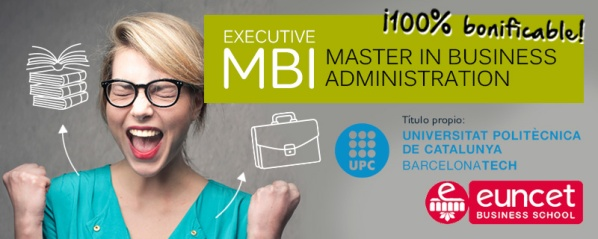 Executive MBI en la UPC