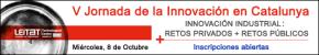 V Jornada de Innovació Catalunya